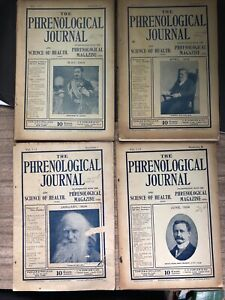 Lot 1904 Phrenological Journal Science And Health