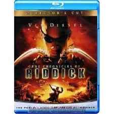 Blu-Ray - The chronicles of Riddick