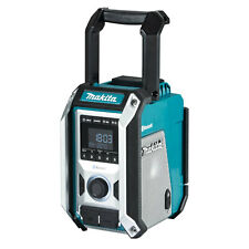 Makita DMR114 12-18V Li-Ion Bluetooth Baustellenradio - Blau