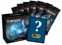 MTG Magic The Gathering Core 2021 Prerelease Pack Kit - 6 Booster Packs