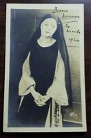 """RARE! """"Diana Manners Lady Diana Cooper"""" Hand Signed 3.25x5.5 Todd Mueller COA"""