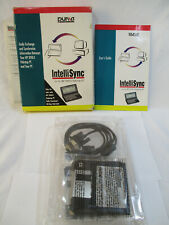 New IntelliSync For HP 200LX Palmtop PC Software And Cable!