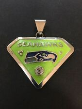 Native American Navajo Men's Pendant Seattle Seahawks Awesome And Stunning #5