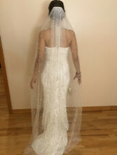 Pearl Cathedral Wedding Veil