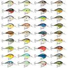 Rapala Dives-To Dt6 Series Balsa Wood Rapala Crankbait Bass Fishing Lure 2