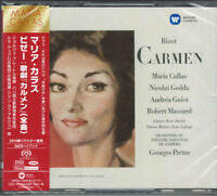 MARIA CALLAS-BIZET: CARMEN-JAPAN 2 SACD HYBRID K81