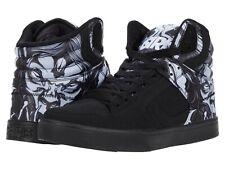 Mens Osiris Clone Skateboarding Shoes NIB Huit Demon Black & White