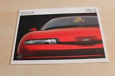 142826) Nissan TRI-X Prospekt 09/1991