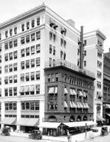 "1910 Woodward & Lothrop Store, Washington, D.C. Old Photo 8.5"" x 11"" Reprint"