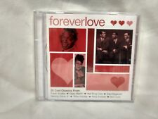 Forever Love 25 Cool Classics Various Artists Import NEW 2010 Demon Music cd5367