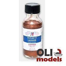 Copper Lacquer 1oz Bottle - ALCLAD II LACQUER 110