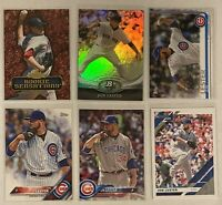 ⚾️Jon Lester 6-CARD LOT including 2007 Fleer ROOKIE SENSATIONS JL, future HOF?