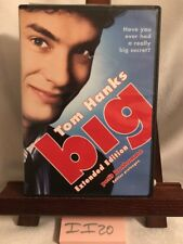 Big (DVD, 2007, 2-DVD Set, Canadian Release) Tom Hanks! NEW! FREE SHIPPING! II20
