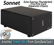 Sonnet Echo Express SEL Thunderbolt 2-to-PCIe Card Expansion Chassis New in Box