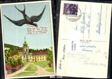 117539,Grüsse aus Maria Hilfberg bei Gutenstein Schwalbe