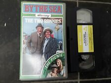 "The Two Ronnies ""By The Sea / The Picnic"" VERY RARE OOP BBC TV COMEDY VHS"
