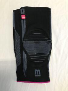 CEP Women's Ortho / Compression Knee Brace Size III / Medium Black W Pink Accent