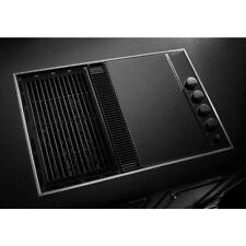 Jenn air cooktop electric downdraft 4 burner unit, includes motor & accessories