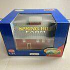 Perma-Scene HO Scale Built Up Building Kit # 6131 Spring Hill Farm Barn in Box