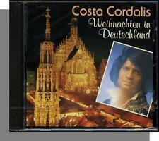 Costa Cordalis - Weihnachten in Deutschland - New 1977 German CBS CD!