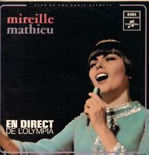 Mireille Mathieu (Live Vinyl LP) En Direct De L'Olympia 1968