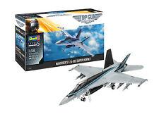 """Revell 03864 F/A-18E Super Hornet """"Top Gun"""" 1:48 Model Kit"""
