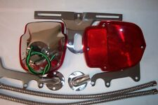 1953-56 Ford F100 stainless light kit, right & left pair .