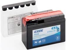 Batterie moto Exide ETR4A-BS YTR4A-BS 12V 2.3AH 30A 115X50X85MM