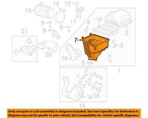 MAZDA3 12-13 Air Cleaner Intake Box-Bottom Housing PE07133AYA ***2.0 Skyactive**