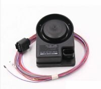 0EM Security Alarm Speaker Horn&Plug For Audi A3A4A5A6A7A8Q3Q5Q7TT Skoda Seat VW