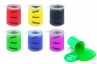 6x Barrel Of Slime - Pinata Toy Loot/Party Bag Fillers Kids Putty Noise Gift