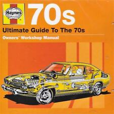 HAYNES - THE ULTIMATE GUIDE TO 70s - VARIOUS ARTISTS (NEW SEALED 2CD)