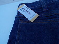 "RUSTLER JEANS MENS WAIST 28"" INSEAM 32"" COTTON DENIM MEDIUM BLUE NEW"