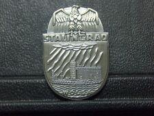Pin Stalingrad Wolga Wehrmacht Abzeichen - 3 x 2,5 cm