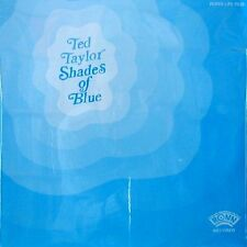 Ted Taylor / Shades Of Blue - Vinyl LP