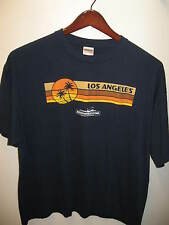 Southwest Airlines WN SWA Rapid Rewards Frequent Flyer Los Angles CA T Shirt XL