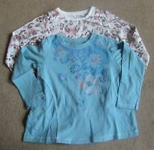 BNWT NEXT 2 Pack Tops Teal Sequin & Animal Print 12-18 Months