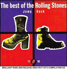 The Rolling Stones - Very Best Greatest Hits Collection 1971-93 - RARE 1993 CD