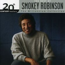 Smokey Robinson - 20th Century Masters: Millennium Collection [New CD]