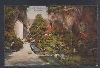 41382) AK Einsiedelei St. Verena Solothurn 1912 Steingruben