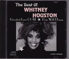 Whitney Houston - The Best Of Whitney Houston - CD (Starnice SNCD709 1993)