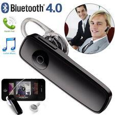 Bluetooth Headset InEar-Ohrbügel EinOhr Freisprecheinrichtung für im Auto Handy