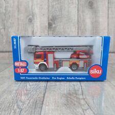 SIKU 1841 - 1:87 - Feuerwehr Drehleiter - OVP - #T29441