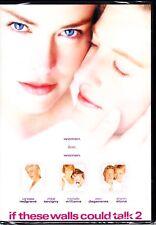 IF THESE WALLS COULD TALK 2 - DVD  SHARON STONE ELLEN DEGENERES   REGION 1 DVD