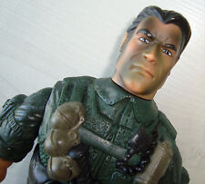 """MILITARY/ACTION FIGURE DOLL 12"""" GREAT CONDITION!"""