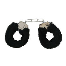 Multicolor Stylish Furry Fuzzy Handcuffs Soft Metal Adult Night Party Game Gift