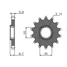 Ms-d4ccf92637 Pignone S AC P520-d13 13/17 SX 2t 150 KTM MX 54.7330113