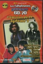 LES FABULEUSES ANNEES 60 70 ... N°37 ... FRANCOIS, LAMA, SANTIANA, MATHIEU
