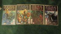 Fear Itself: The Deep #1-4 Complete Set 2011 Marvel Comics