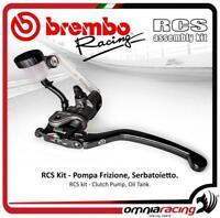 Brembo Kit Pompa Frizione Radiale RCS 16+Serbatoietto olio e staffa supp